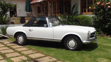 Classic Mercedes Benz Pagoda 280sl Was
