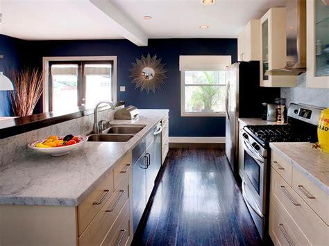 Open Concept Kitchen Ideas - galley kitchen remodel ideas hgtv