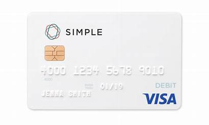 Simple Security Card Banking Safe Features Mobile