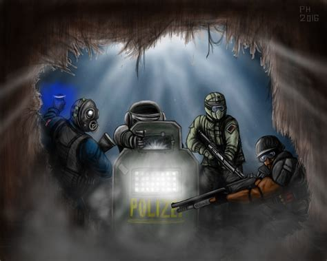 siege cotoons rainbow six siege by phobosbfg on deviantart
