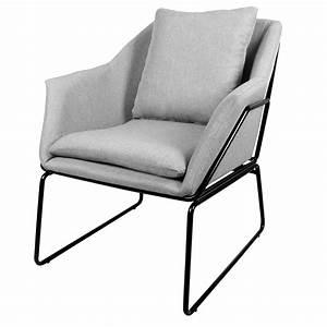 Fauteuil Gris Clair : fauteuil pitea gris clair d couvrez les fauteuils pitea gris clair design rdv d co ~ Teatrodelosmanantiales.com Idées de Décoration
