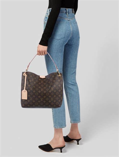 louis vuitton  monogram graceful pm  tags handbags lou  realreal
