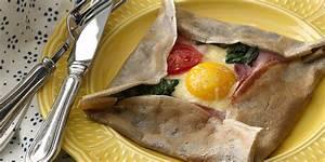 French Crepe Recipe -Daniel Boulud's Breton Galette