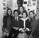 Marie McDonald, husband Harry Karl and children. | Marie ...