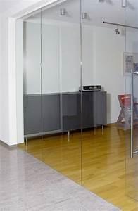 Trennwand Mit Glas : trennwand glas simple glas trennwand mit tr with ~ Michelbontemps.com Haus und Dekorationen