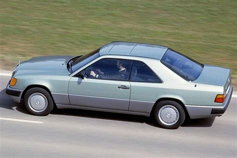 mercedes w124 coupe mercedes e class coupe and convertible c124 a124 classic car review honest