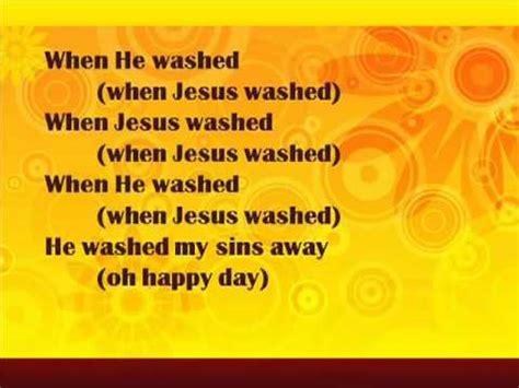 Testo Oh by Oh Happy Day Gospel Lyrics