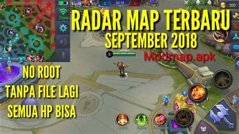 apk radar map hack map mobile legend terbaru