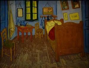 Vincent van gogh la chambre de van gogh a arles picture for Description de la chambre de van gogh
