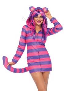 cheshire cat costume s cozy cheshire cat costume