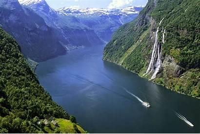 Norway Sognefjord Travel Delightful Fjords Fjord Norwegian
