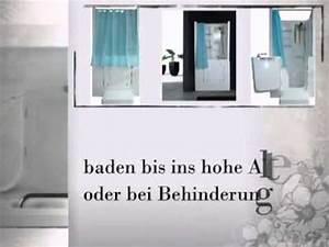 Waschmaschinenschrank Mit Tür : senioren dusche sitzbadewanne sitzwanne badewanne mit t r pool a102d youtube ~ Eleganceandgraceweddings.com Haus und Dekorationen