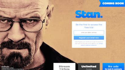 Review We Tried Stan, The New Tv Streaming Service About