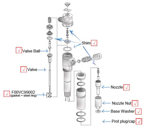 Roosa Master Injection Pump Schematic