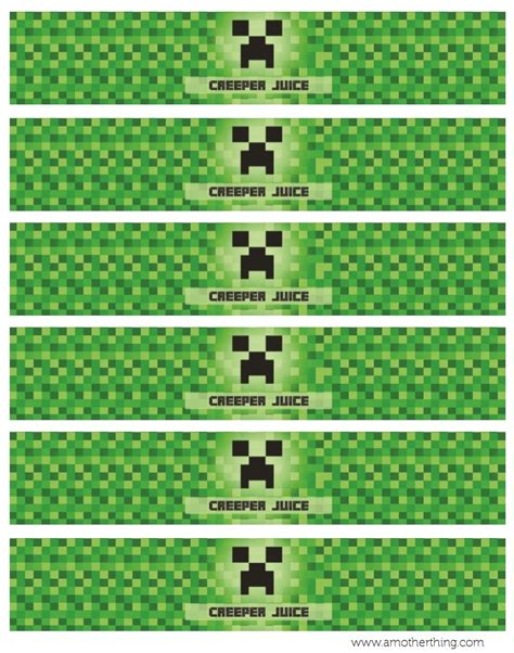 where to buy cardstock free minecraft printable birthday bundle it 39 s a thing