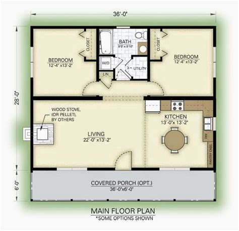 2 bedroom small house plans lovely 2 bedroom guest house floor plans new home plans