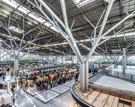 Today I Present A Case Study On The Stuttgart Airport For