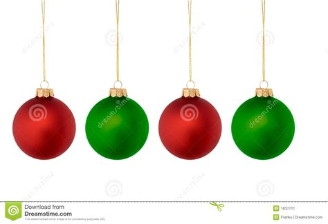 christmas bulbs stock image image  decoration