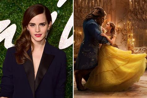 Emma Watson Dismisses Claims Beauty The Beast Belle