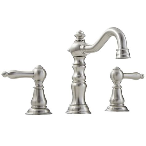 Are Mirabelle Faucets by Mirabelle Mirwssa800bn Brushed Nickel St Augustine