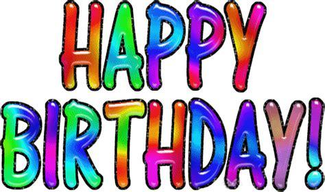 Happy Birthday Animated Clip Free Animated Happy Birthday Gif Clipart Best