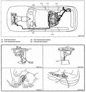 Subaru Fuel Pressure Diagram