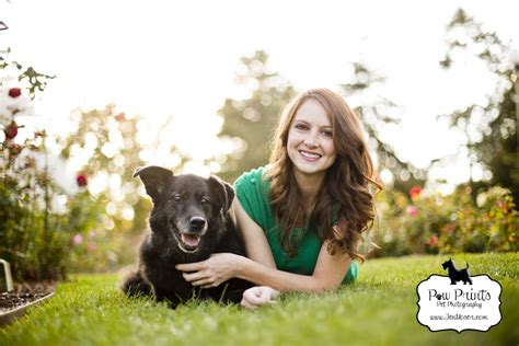 faithful friend ruby paw prints pet photography