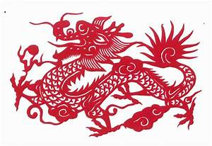17 best photos of paper chinese dragon chinese new year With chinese paper cutting templates dragon