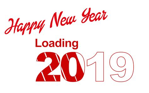 Image result for happy new year 2019 clip art