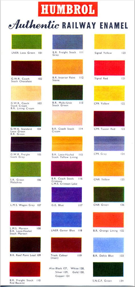 humbrol paint color chart humbrol related keywords suggestions humbrol