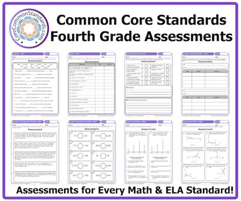 common fourth grade math worksheets resultinfos
