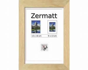 Bilderrahmen 30 X 20 : bilderrahmen holz zermatt eiche 13x18 cm bei hornbach kaufen ~ Eleganceandgraceweddings.com Haus und Dekorationen