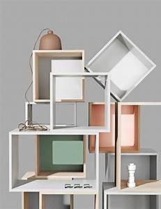 Meuble De Rangement Cube : cube rangement une tag re multifonction incontournable ~ Melissatoandfro.com Idées de Décoration