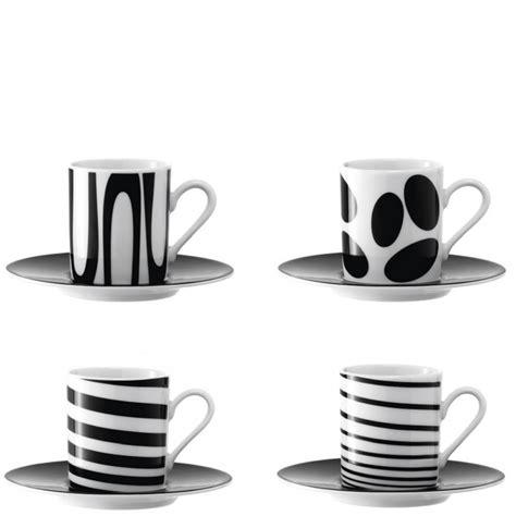 3038 espresso coffee cup set lsa black jazz espresso coffee cups saucers at black by