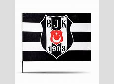 Besiktas Striped Official Flag