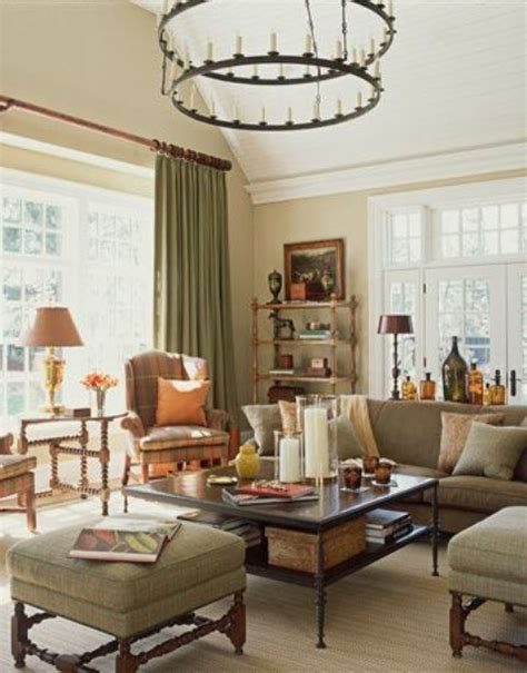 29 Cozy And Inviting Fall Living Room Décor Ideas Digsdigs