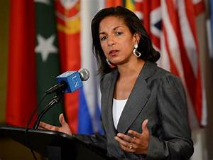 Susan Rice: We Want to Deepen Our Cooperation with Israel ...