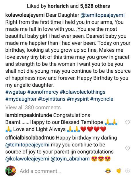 Toyin Abraham's New Husband, Kolawole, Celebrates His ...
