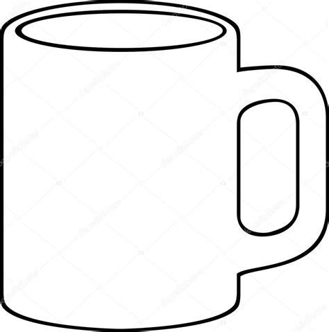 Coffee mug (white cup) ? Stock Vector © Tribaliumivanka #26762347