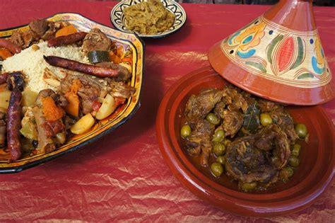 menu cuisine marocaine patrice chef ibiza buffet marocain