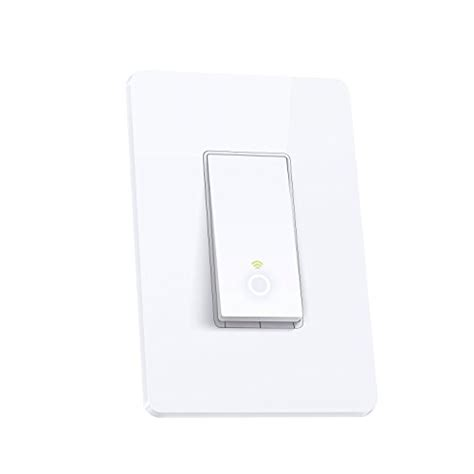 tp link smart wi fi light switch tp link smart wi fi light switch no hub required single