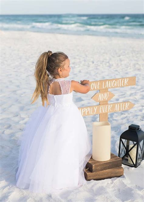 An Inspiring $500 Beach Wedding PureWow