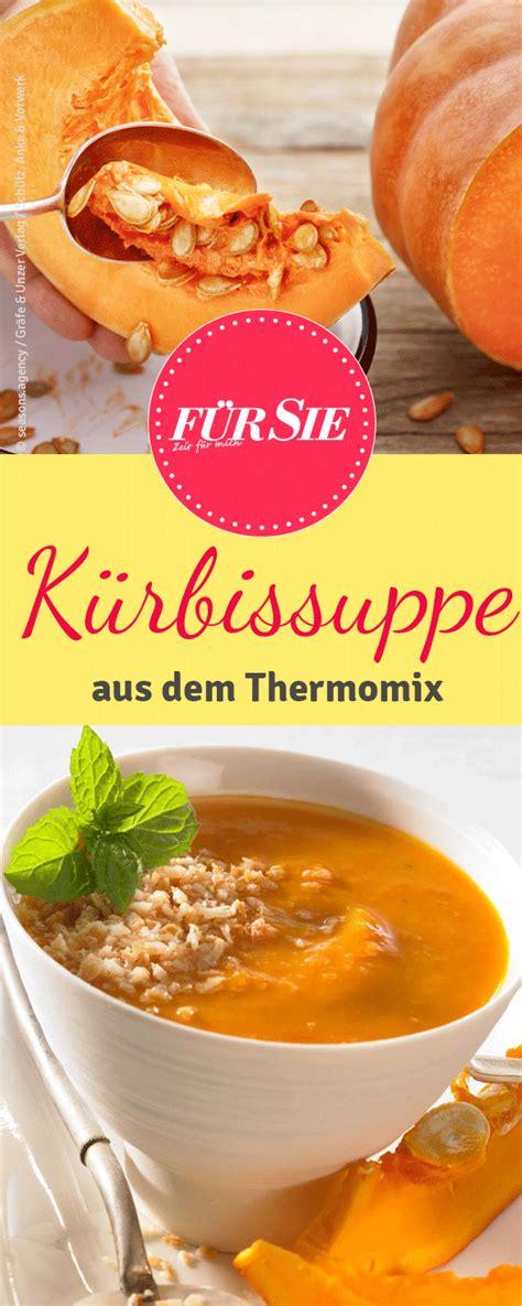 kürbissuppe im thermomix thermomix rezept k 252 rbissuppe mit kokosmilch herbst