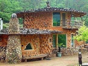 Earth Sheltered Homes Photo