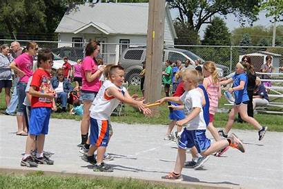 Field Elementary Milligan Track Exeter Students Events
