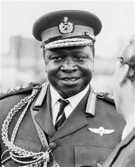 Military Thoughts Idi Amin Dada