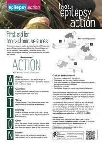 Epilepsy Seizure First Aid