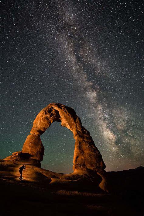 How Take Landscape Photos Night Adventure Sports