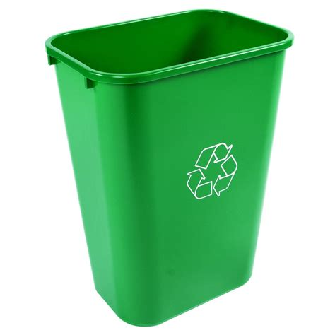 kitchen compost bin kitchen compost 41 quart office recycling bin recycle away