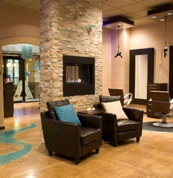 spa waiting areas waiting area fireplace spa waiting